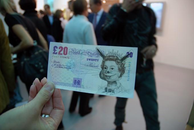 Currency Project, Frieze Art Fair, London (44)