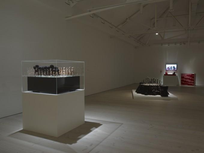 installation shot, Saatchi Gallery, 2012