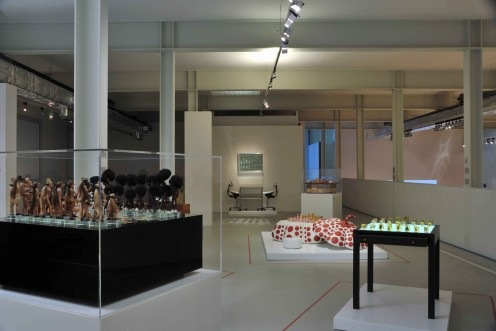 installation shot, Dox Contemporary Prague, 2010