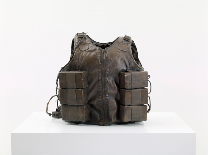Jake & Dinos Chapman, Life and Death Vest V, 2017, Courtesy the artists and BlainSouthern, Photo Peter Mallet (1)