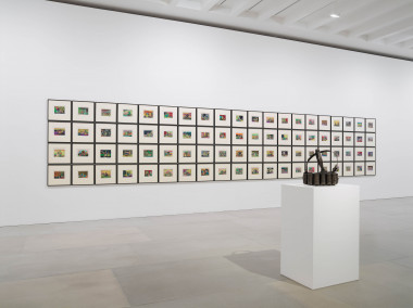 Jake and Dinos Chapman, The Disasters of Everyday Life, 2017, Installation view, Courtesy the artists and BlainSouthern, Photo Peter Mallet (12)