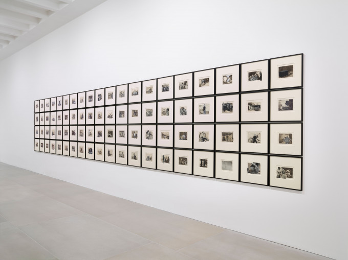Jake and Dinos Chapman, The Disasters of Everyday Life, 2017, Installation view, Courtesy the artists and BlainSouthern, Photo Peter Mallet (14)