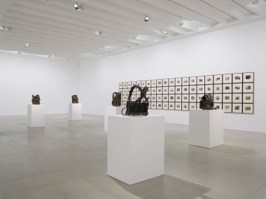 Jake and Dinos Chapman, The Disasters of Everyday Life, 2017, Installation view, Courtesy the artists and BlainSouthern, Photo Peter Mallet (15)