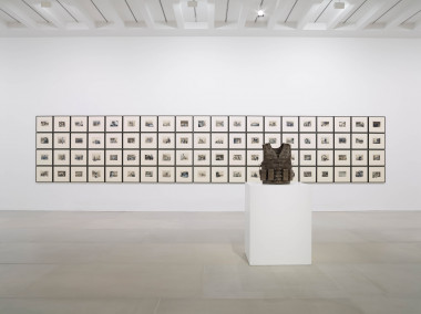 Jake and Dinos Chapman, The Disasters of Everyday Life, 2017, Installation view, Courtesy the artists and BlainSouthern, Photo Peter Mallet (9)