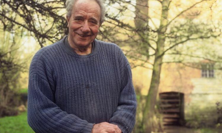 John Stewart, Allen's late mentor and producer of a mean Damson Wine