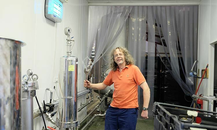 Shaun 'Cider Gandalf'