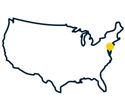 Two roads origin map