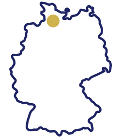 Flensburger origin map