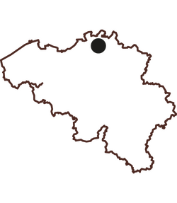 Westmalle origin map
