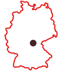 Schlenkerla origin map