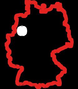 Uerige origin map