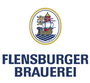 Flensburger brauerei brand logo