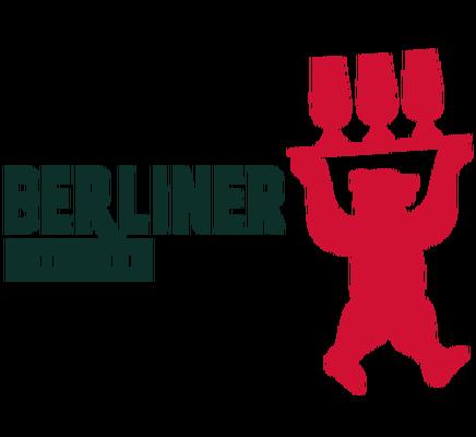 Berliner logo dark