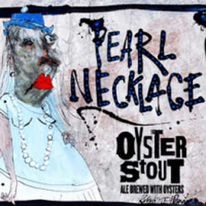 Flyingdog pearlneckace