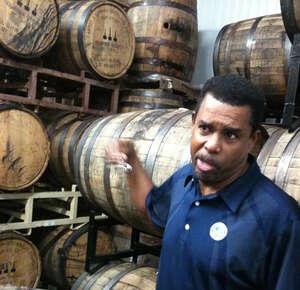 Burbon casks