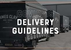 Covid 19 Delivery guidelines