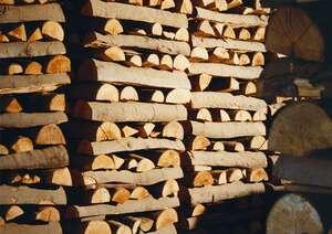 Schlenkerla Rauchbier Beech Logs