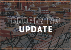 Reopening Update JCS