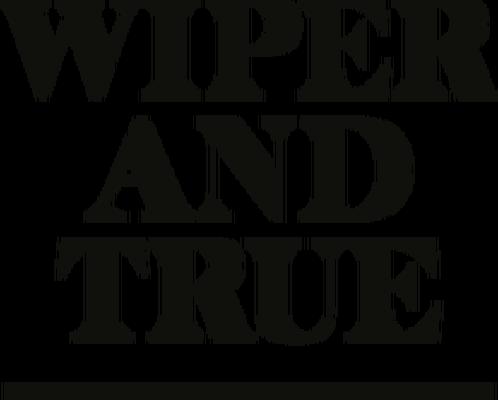 Wiper and True Logo low