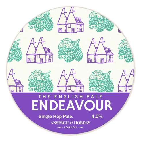 The English Pale: Endeavour