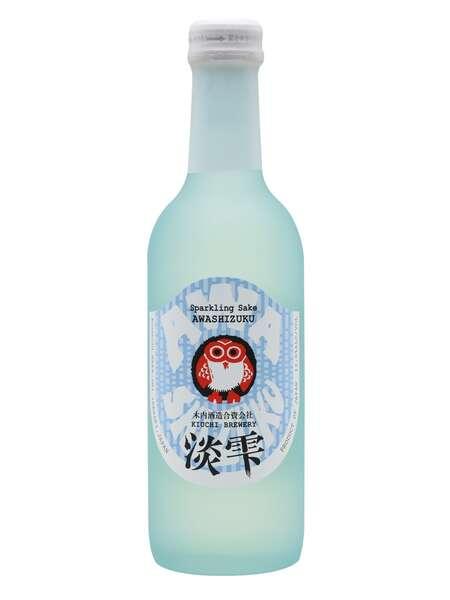 Awashizuku Sparkling Sake
