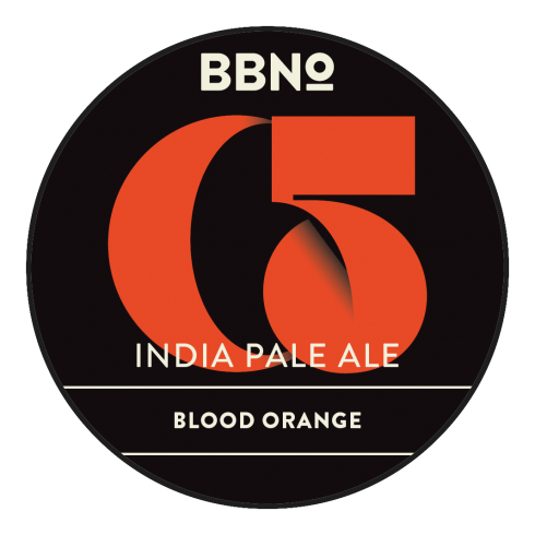 Brew By Numbers 05 IPA Blood Orange