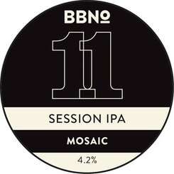 Brew By Numbers 11 Session IPA