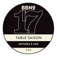 17 Table Saison
