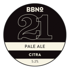Brew By Numbers 21 Pale Ale