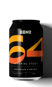64 Imperial Stout Chocolate & Orange