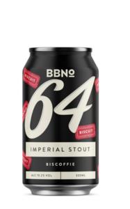 64 Imperial Stout Biscoffie