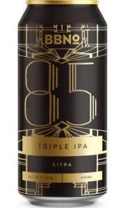 85 Triple IPA
