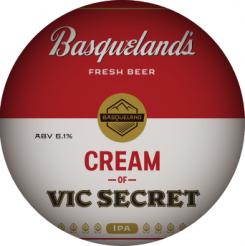 Basqueland Cream of Vics