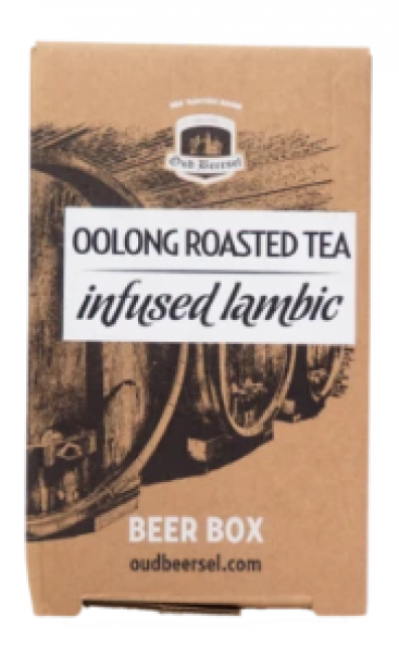 Lambic Infused with Oolong Roasted Tea