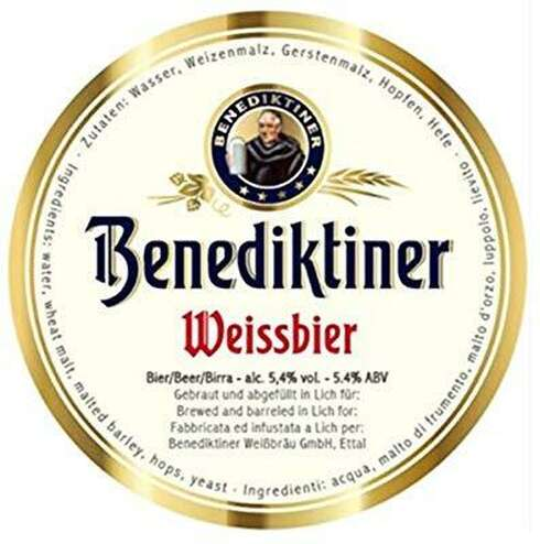 Benediktiner Weissbier