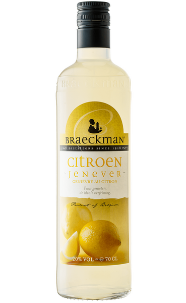 Lemon Jenever