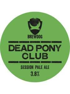 Dead Pony Pale Ale