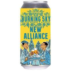 New Alliance (De La Senne collab)