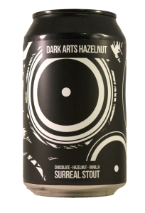 Dark Arts Hazelnut