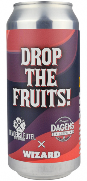 Drop The Fruits (Wizard collab)