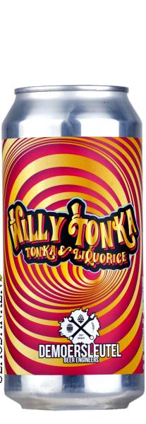 De Moersleutel Willy Tonka
