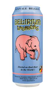 Delirium Blonde (Tremens)