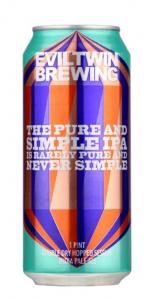 Evil Twin Pure & Simple IPA