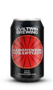 Evil T Sanguinem Aurantiaco