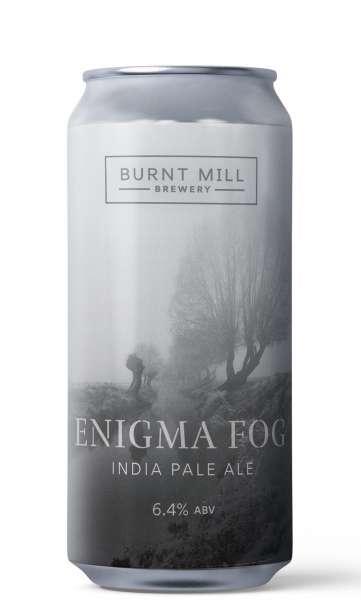 Burnt Mill  Enigma Fog