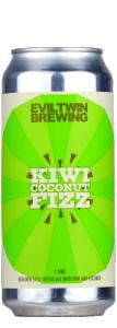 Kiwi Coconut Fizz
