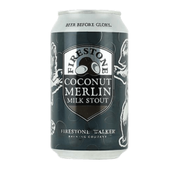 Coconut Merlin Milk Stout