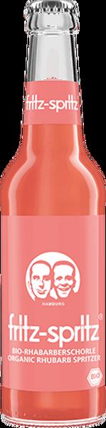 Spritz Organic Rhubarb
