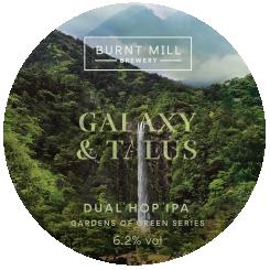 Gardens of Green Galaxy & Talus