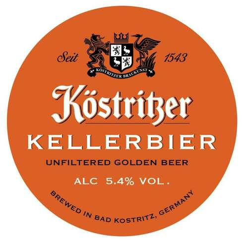 Kostritzer Kellerbier